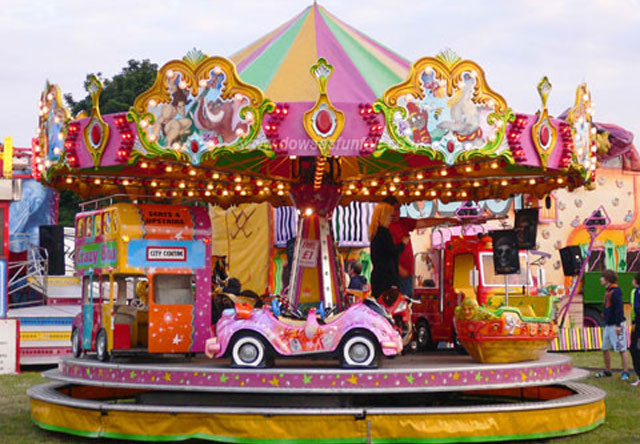 toy set ride hire