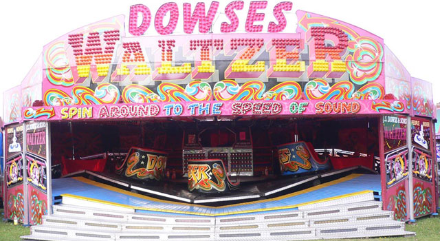 Dodgems for hire